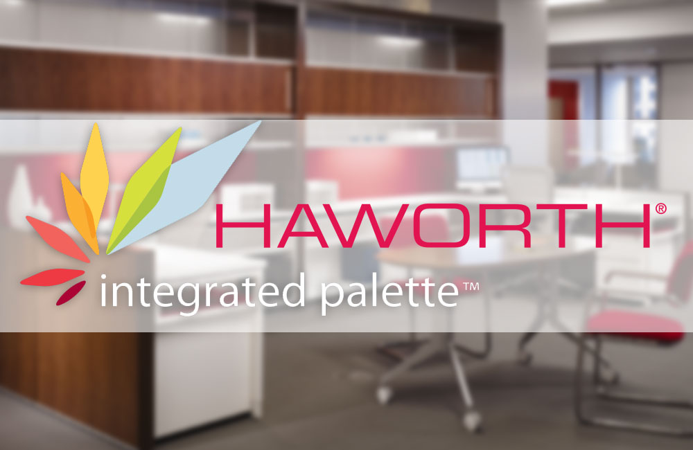 Haworth Integrated Palette