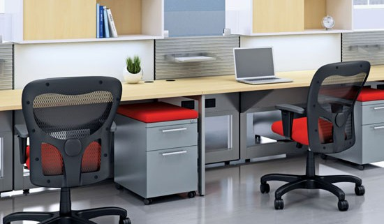 AIS Matrix Flexible Work Spaces