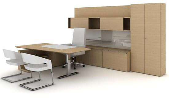 Haworth Suite Wood Casegood Selection