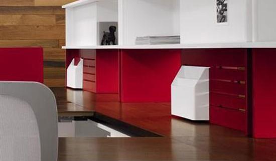 Haworth Reside Desking