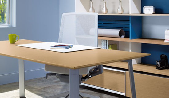 Haworth Reside Desks