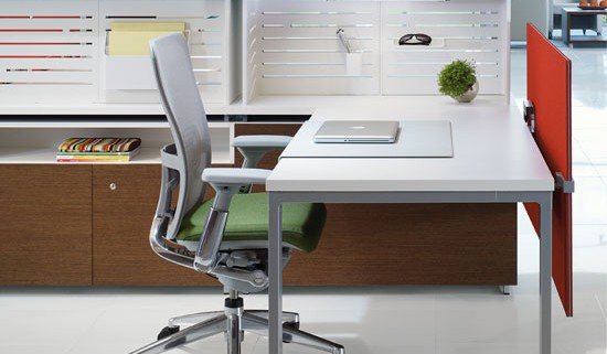 Haworth Reside Desking Advanced Workplace Knowledge