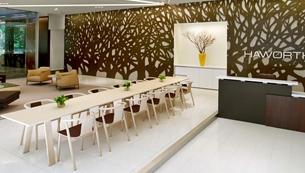 BOS Office Flooring TecCrete