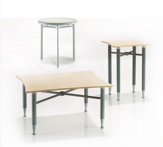 Haworth Tempo Table Tempo Lounge Seating