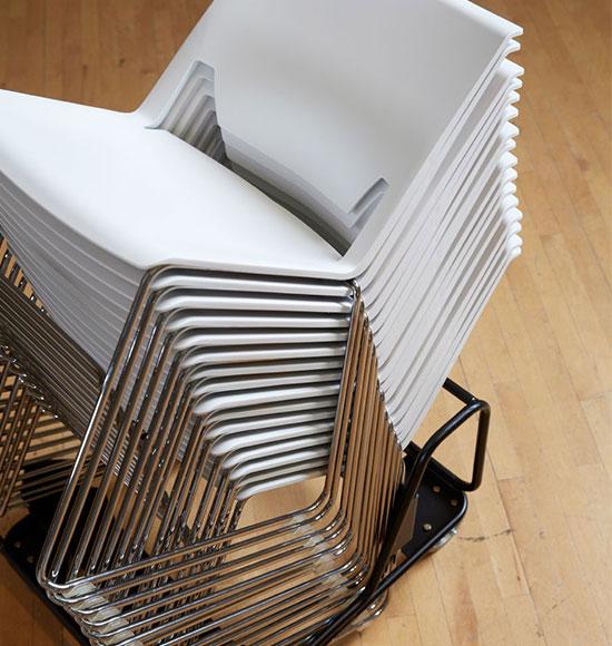 seating inspiring workspaces by bos. Black Bedroom Furniture Sets. Home Design Ideas