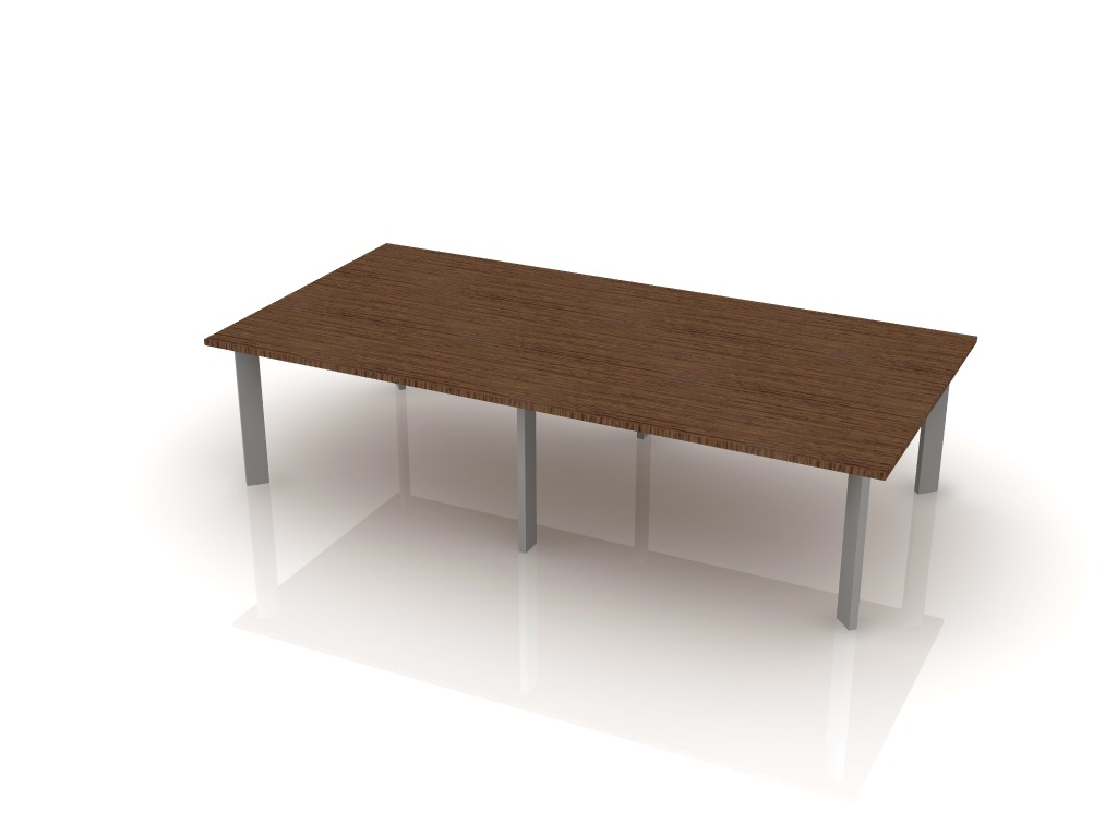 Conference inspiring workspaces by bos for Table 60x120