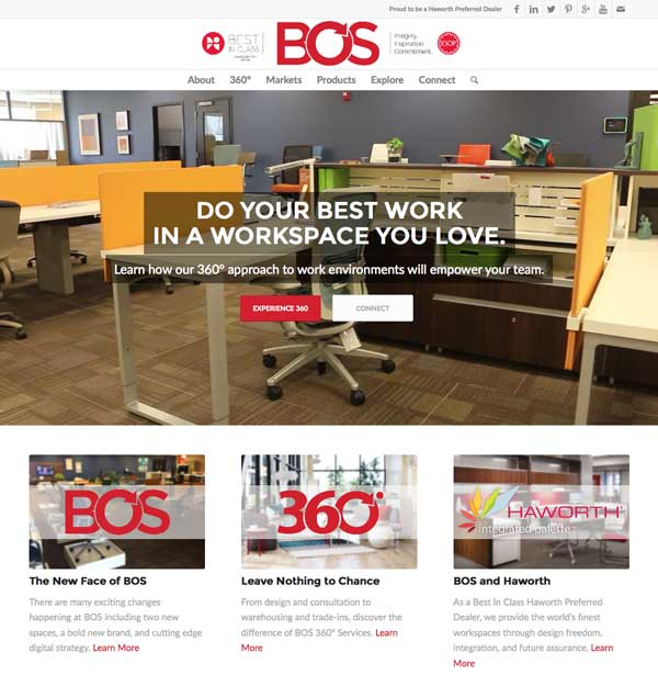 New Face of BOS