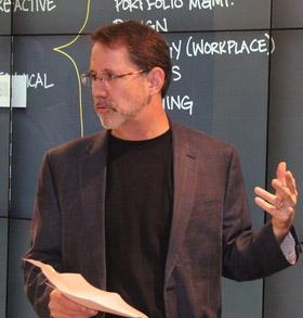 BOS Space Expert - Rex Miller