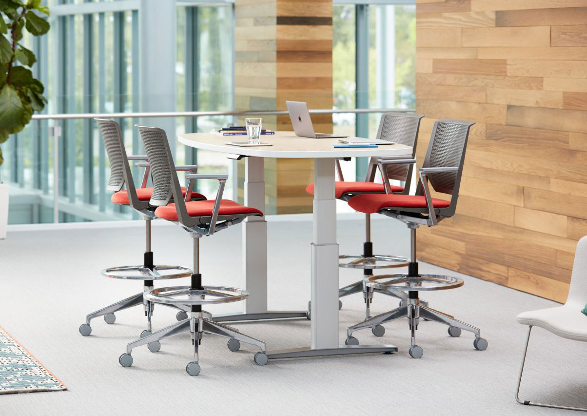 Sit to Stand Products Height Adjustable Desks