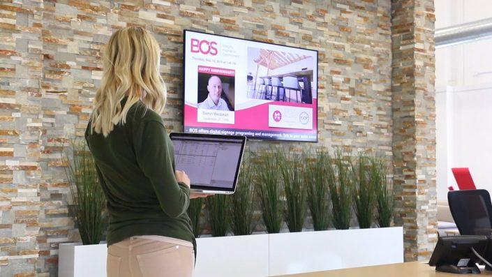 BOS Digital Signage