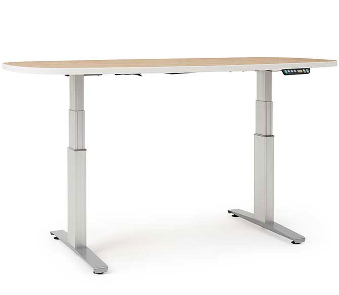 Haworth Jump Height-Adjustable Tables