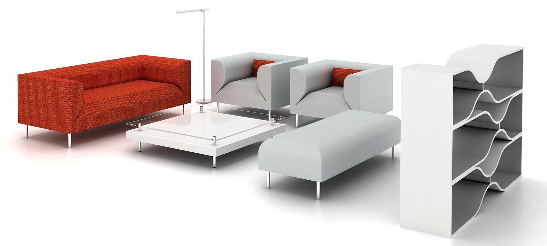Q_Bic Lounge Seating