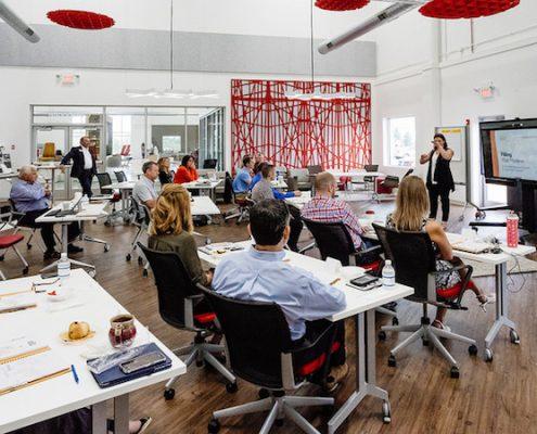 BOS Destination Workspace Culture Office