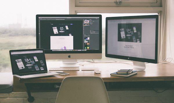 Workspace Hacks Get Desk In Shape Multiple View