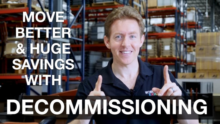 Move Better with Decommissioning