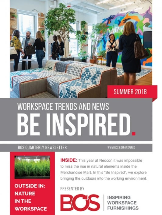 BOS Be Inspired Summer Newsletter Natural Elements
