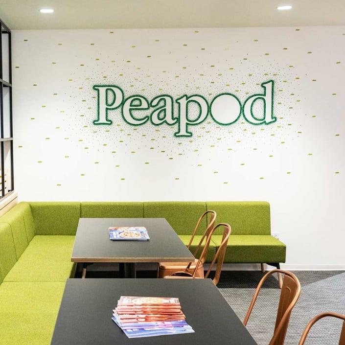 peapod showcase