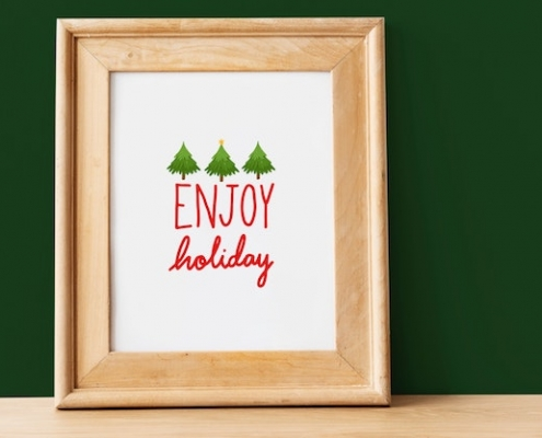Celebrate Holidays Office Work On A Budget Blog Post