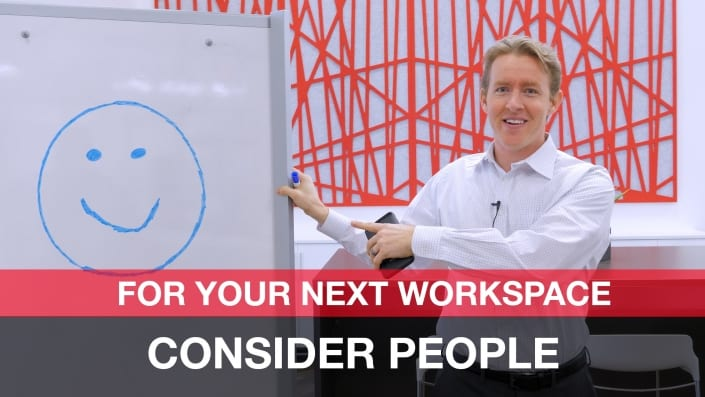 Consider People for Your Next Workspace