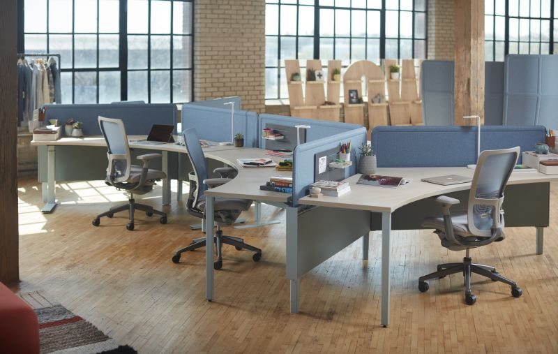 Do Privacy Screens in the Open Office Really Work?