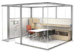 BOS Office Furniture Walls