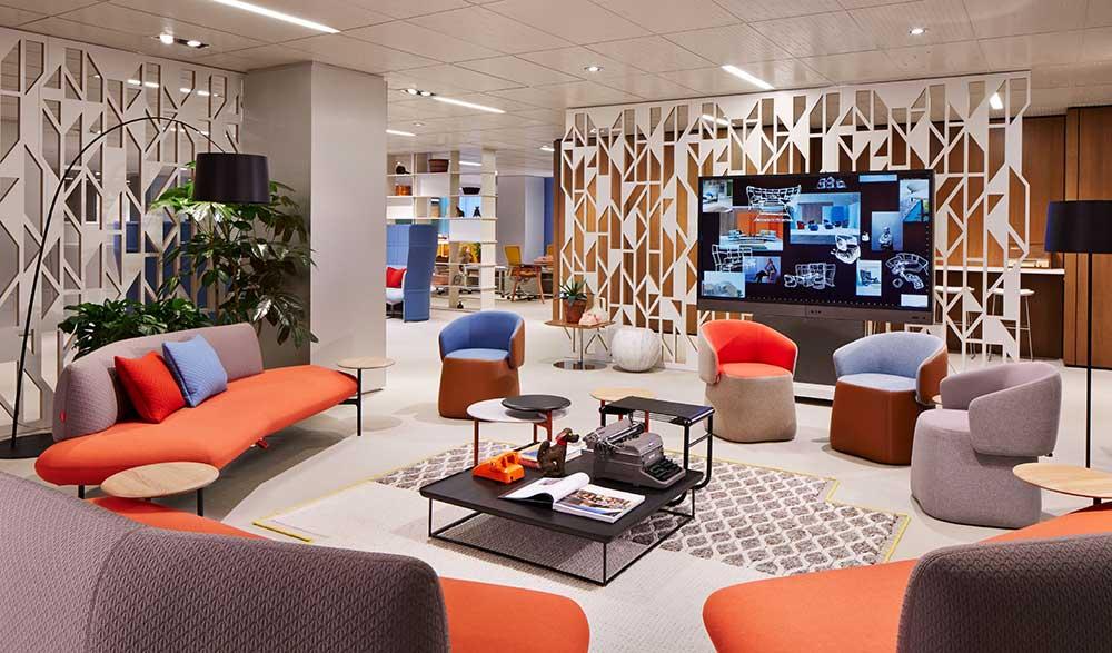 Chicago Office Furnishing Haworth Office Furniture