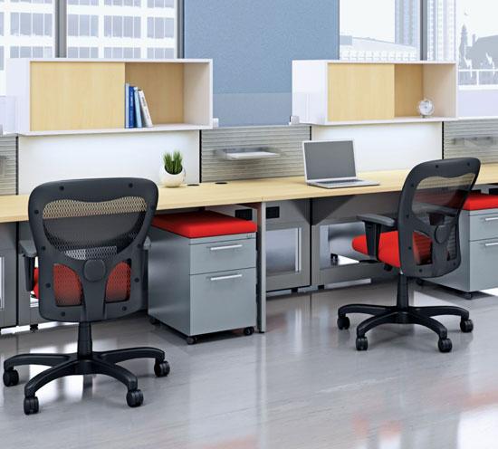 AIS Matrix Flexible Work Spaces