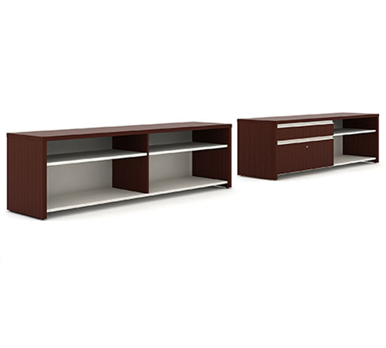 Haworth A Series Storage Aesthetic Flexibility