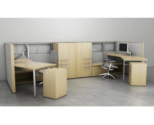 Haworth Compose Storage