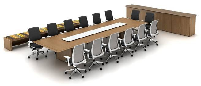 Executive Wood Conference Table Products Inspiring