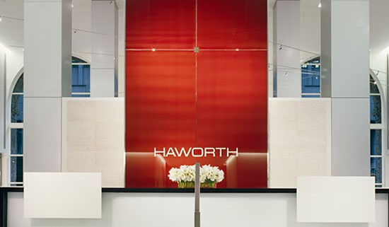 Haworth Patterns Desks
