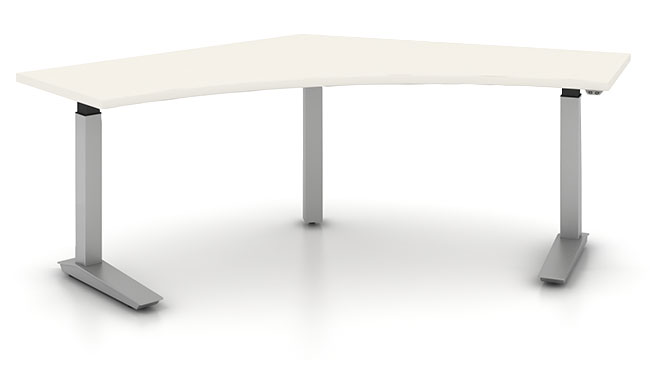 Haworth Planes Height-Adjustable Table