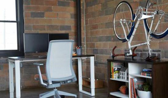 Haworth Reside Desks