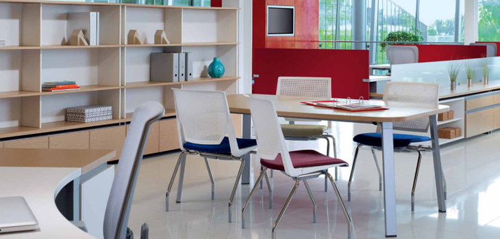 Haworth Reside Table