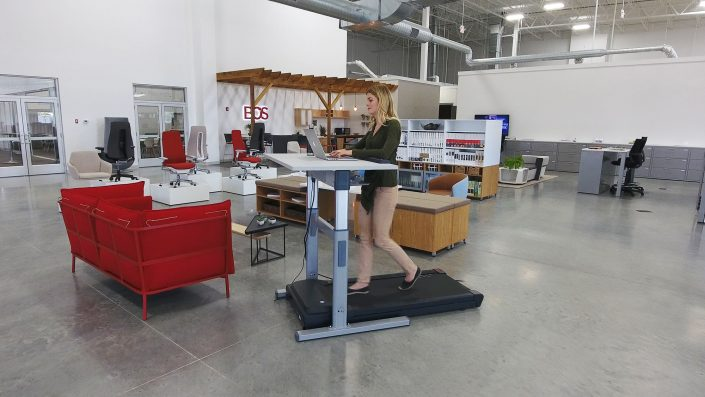 Walk With The LifeSpan Treadmill Desk