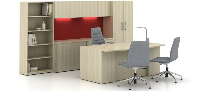 Adaptable Private Office