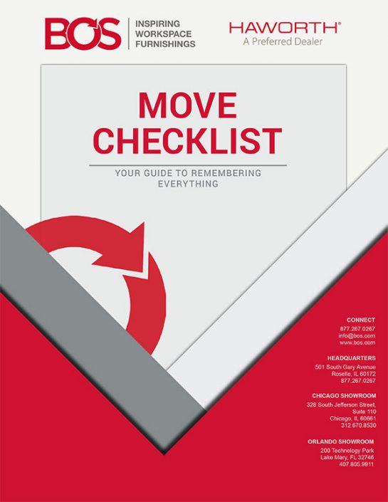 BOS Move Checklist