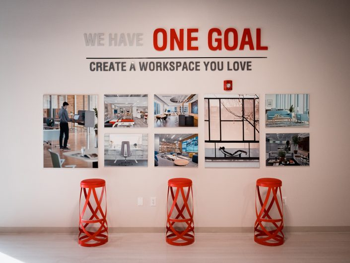 Work Culture Workspace Design