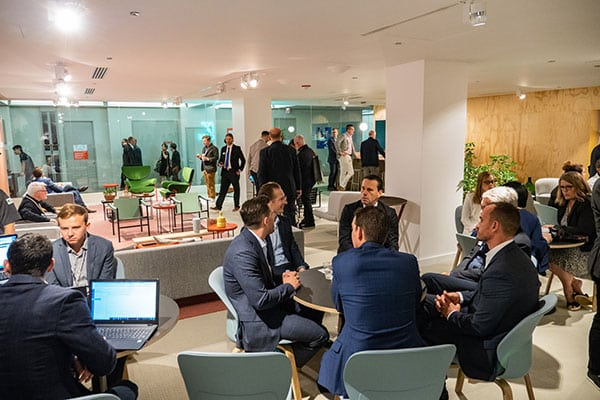BOS NeoCon 2018 Tour Sights from NeoCon 2018