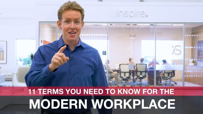 11 Modern Workspace Terms to Know