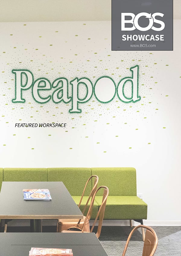 Peapod | BOS Showcase | Inspiring Workspaces by BOS