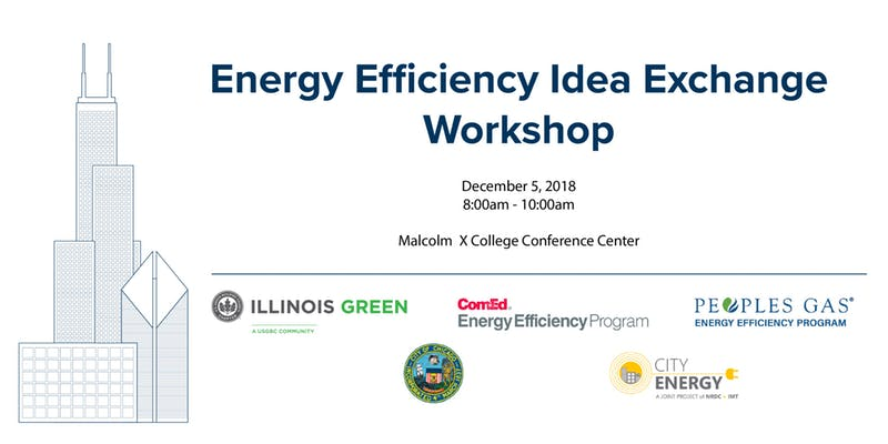 Energy Efficiency Idea Exchange Workshop