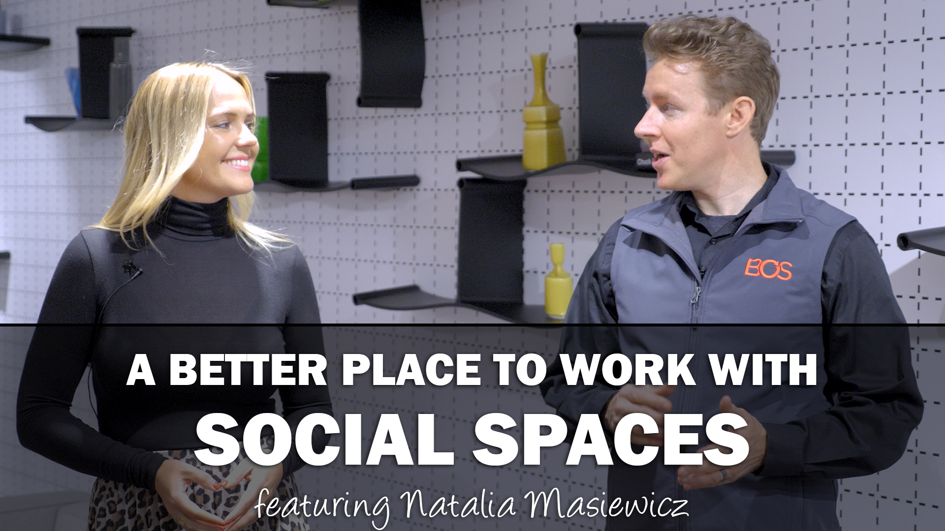 Modern Social Spaces Better Place to Work