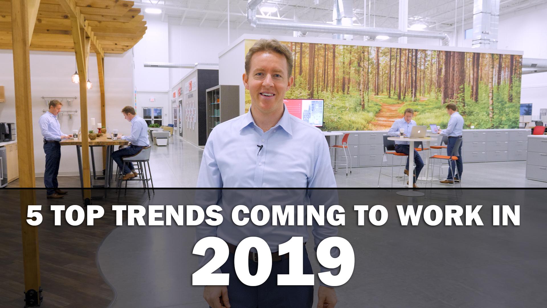 2019 work trends