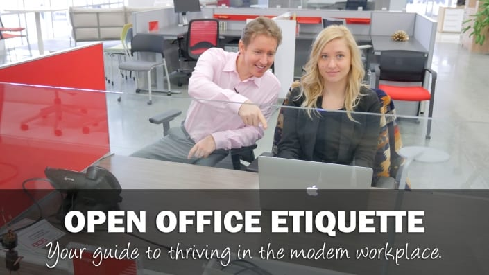 open office etiquette