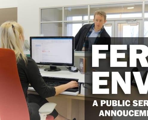 Fern Envy - A Public Service Announcement