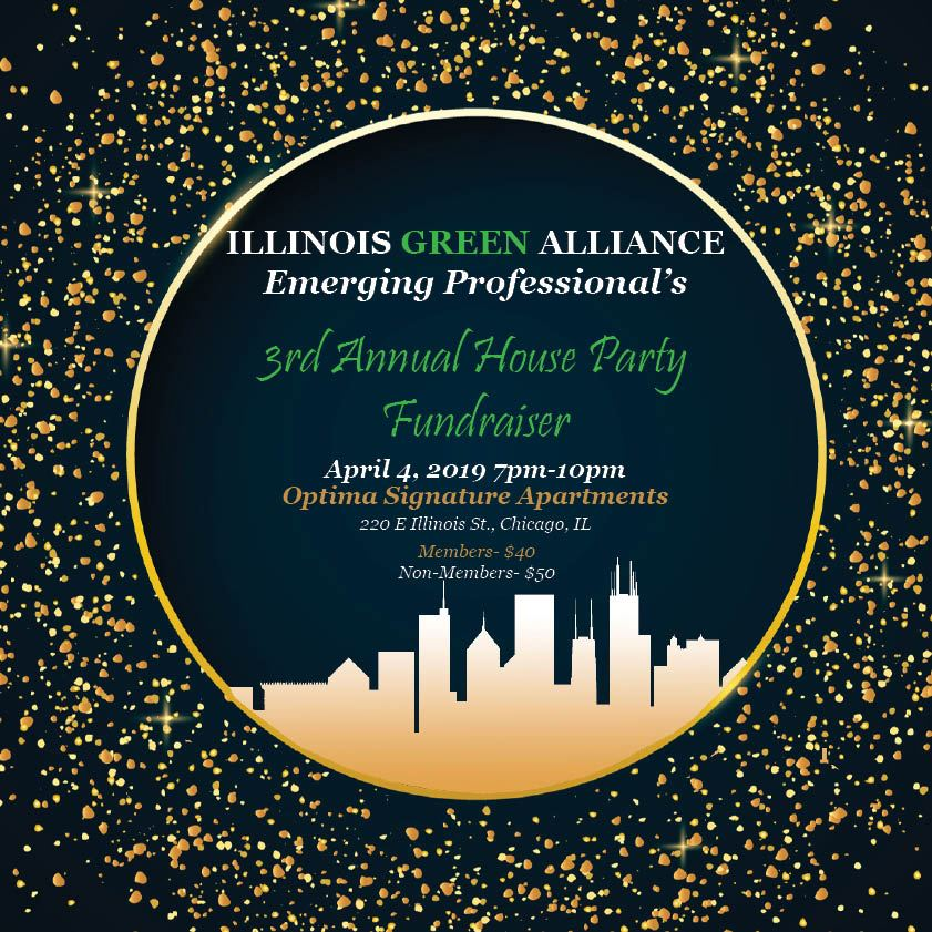 Illinois Green Alliance House Party