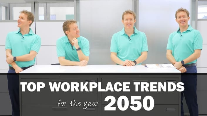 Top 2050 Work Trends