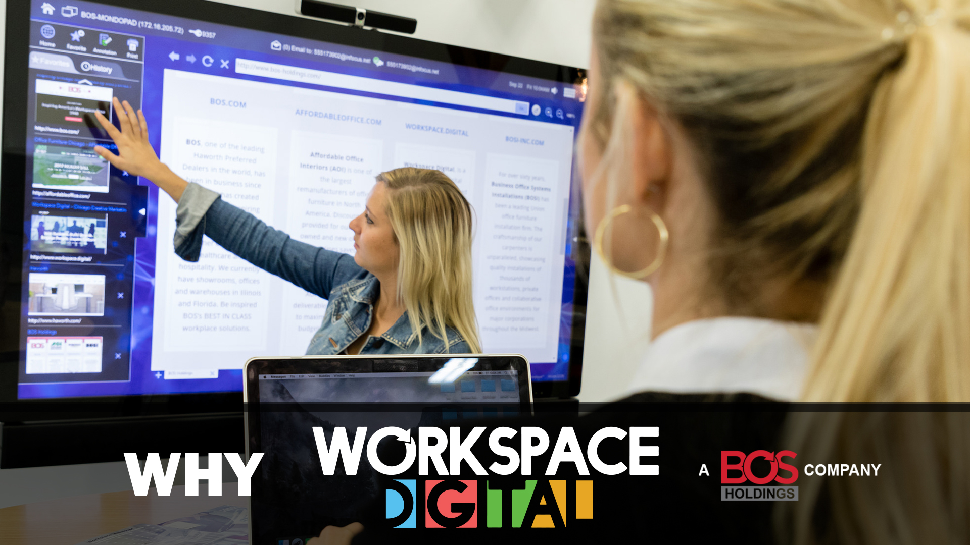 Why Workspace Digital Video