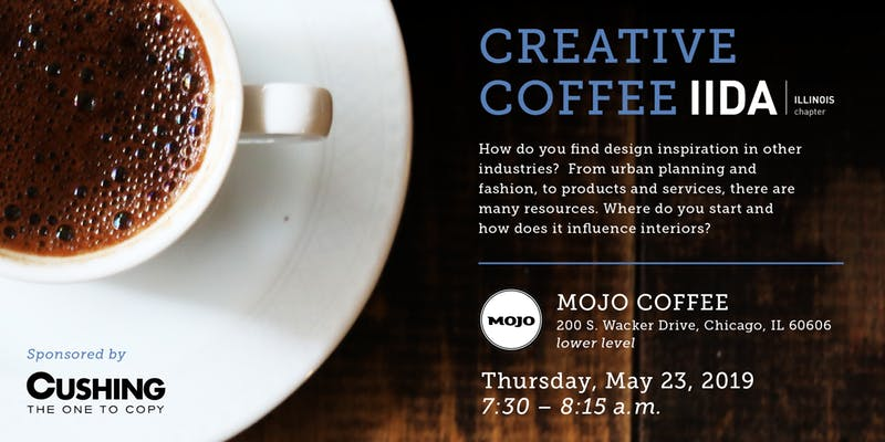 IIDA Creative Coffee Event